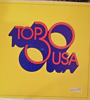 Radio Show:TOP 30 USA 9/21/84 THREE DOG NIGHT, RONNIE MILSAP IN STUDIO