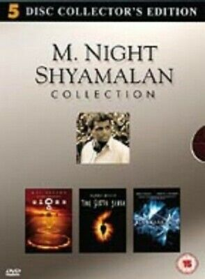 The Shyamalan Collection: Signs, Unbreakable and The Sixth Sense ... - DVD  7MVG