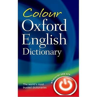 Colour Oxford English Dictionary PB 3rd Ed BNew Teacher Resource Kids