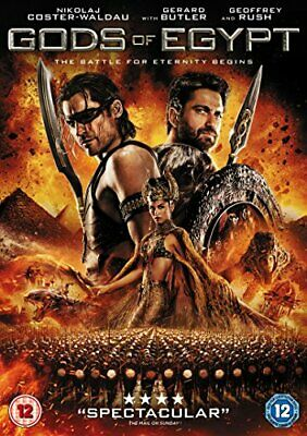 Gods of Egypt [DVD] - DVD  HQVG The Cheap Fast Free Post