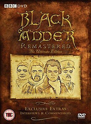 Blackadder Remastered - The Ultimate Edition [DVD] [1982] - DVD  TYVG The Cheap