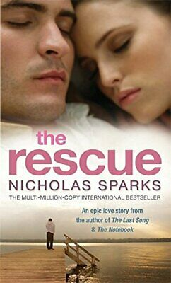 The Rescue by Sparks, Nicholas Paperback Book The Cheap Fast Free Post