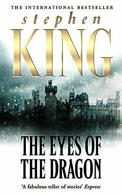 The Eyes of the Dragon, King, Stephen Paperback Book The Cheap Fast Free Post