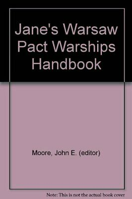 Warsaw Pact Warships Handbook Paperback Book The Cheap Fast Free Post