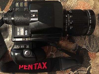 Pentax 645 3 Lens Kit - Bin Price Reduced!