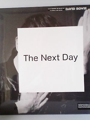 David Bowie - The Next Day - 2 x LP + CD - New/sealed