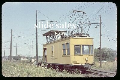 Original Slide Niagara Junction Railway Wire car on 8-60 location?