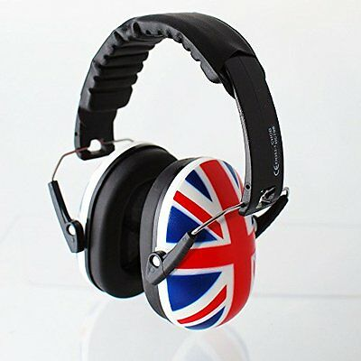 Safetots Childrens Ear Protector, Union Jack