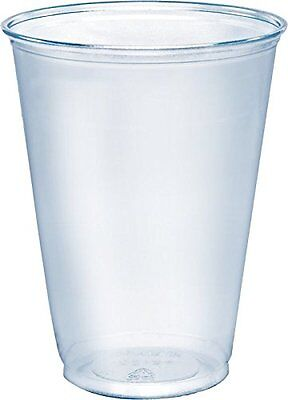 SOLO TP10D Ultra Clear PETE Cold Cup, 10 oz. Capacity, Clear Case of 1,000