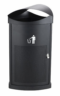 Safco Products Company Nook™ Receptacle 20 Gallon Trash Can