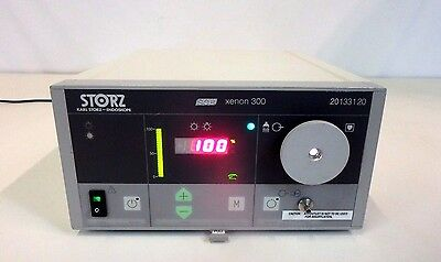 STORZ Endoskope SCB Xenon 300 Light Source 20133120 Endoscopy Medical