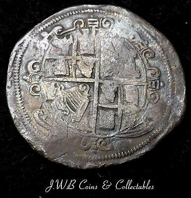 1625-1649 Charles I Hammered Silver Halfcrown Coin