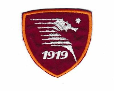 [Patch] SCUDETTO SALERNITANA 7 x 7 cm toppa ricamata ricamo replica-109
