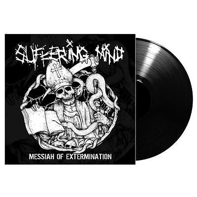 SUFFERING MIND - Messiah Of Extermination - LP - GRINDCORE