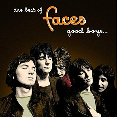 Faces - The Best Of Faces: Good Boys ... When They're Asleep ... - Faces CD J1VG