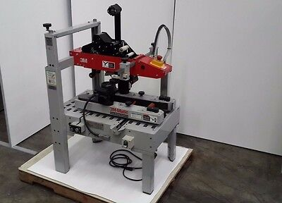 3M MATIC 120A Case Sealing System Top and Bottom Adjustable Case Sealer 19700