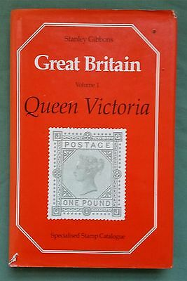 Stanley Gibbons Specialised QUEEN VICTORIA Stamp Catalogue. Vol.1, 1992