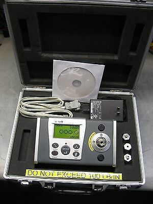 Mountz  EZ TORQ 100i Torque Analyzer / Torque Wrench Calibrator 100 lb/in range