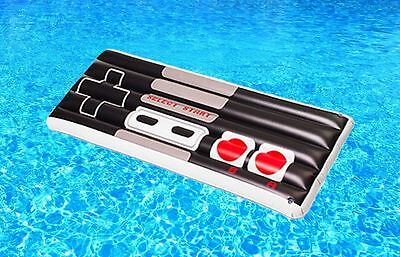 Bigmouth Retro Gamer Nintendo NES Controller Pool Float / Raft, over 4ft wide