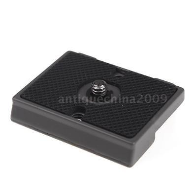 Quick Release QR Plate for Bogen 3157N Manfrotto 200PL-14 RC2 460 MG 3130 8NS4