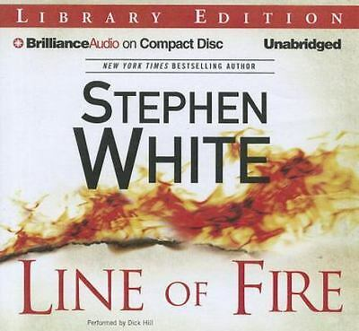 Line of Fire (Alan Gregory Series), White, Stephen