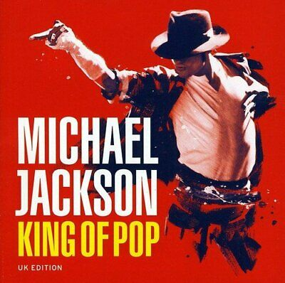 King of Pop, Best Of - Michael Jackson CD CKVG The Cheap Fast Free Post The