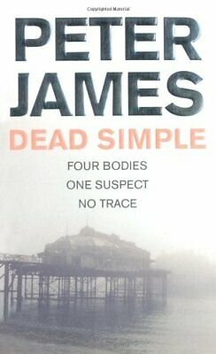 Dead Simple (Roy Grace) by James, Peter Paperback Book The Cheap Fast Free Post
