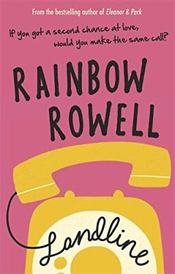 Landline, Rowell, Rainbow Book The Cheap Fast Free Post
