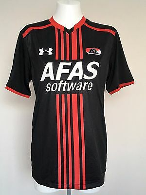 Az Alkmaar 2015/16 S/s 3Rd Shirt By Under Armour Size Extra Small Boys Brand New