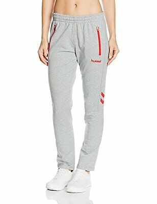 grigio (TG. Small) Hummel - Pantaloni da donna New Nostalgia dove Sweat, Donna,