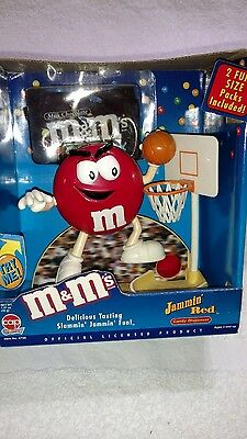 M&M's Jammin Red Candy Dispenser