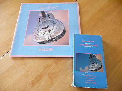 "Dire Straits ProgramTour ""Live in 85""+The Best of B.inArms the Videosingles Beta"