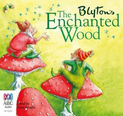 NEW The Enchanted Wood : Faraway Tree #1 By Enid Blyton Audio CD Free Shipping