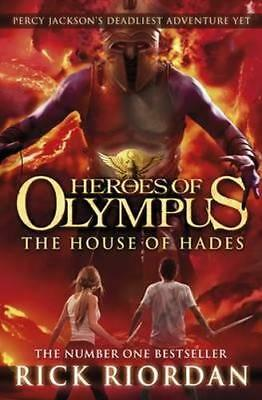 NEW The House of Hades By Rick Riordan Paperback Free Shipping