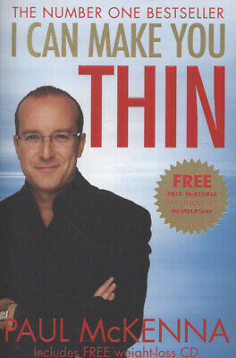 I can make you thin by Paul McKenna (Paperback)