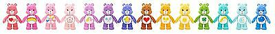 Care Bears Deluxe Figure Set - US Seller Free Shipping