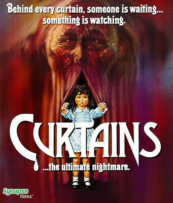 J rgen DeBlonde, The Curtains - Curtains [New Blu-ray] Anamorphic, Widescreen