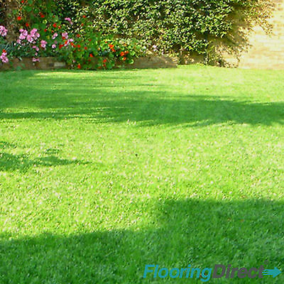 15mm - Artificial Grass - Astro Turf - Cheap Lawn - Any Size - Plastic Grass