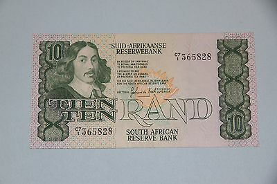 South Africa 10 Rand 1982 - 1985 Uncirculated P.120