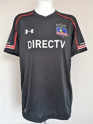 Colo Colo 2017  S/s Away Shirt By Under Armour Size Adults Xl Brand New