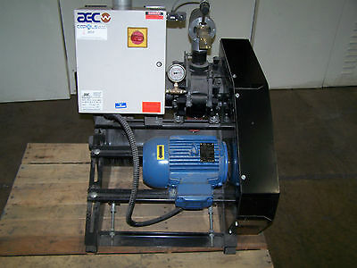 Aec Adp5 Vacuum Pump--Centralized Plastic Pellet Blower--Injection Molding