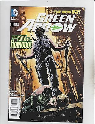 DC Comics! Green Arrow! Issue 18!
