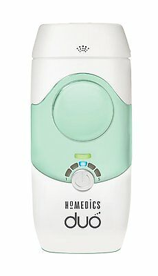 Homedics Duo IPL AFT Male/Female Body Facial Hair Removal And Adapter