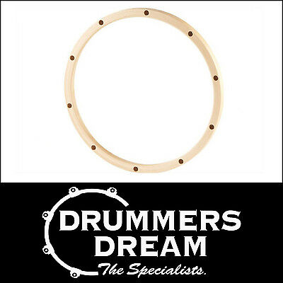 "Brand New Gibraltar 14"" Wooden Hoop For 10 Lug Drum BATTER SIDE GSC1410WTT"