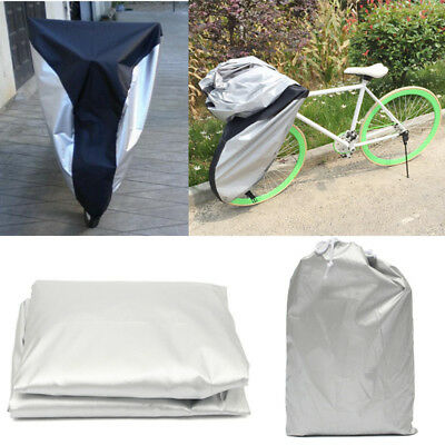 Bike Bicycle Rain Snow Protector Cover Waterproof Protection Scooter S M L XL