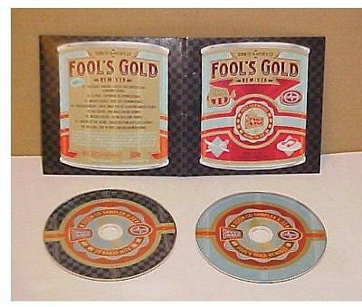 2009 Scion TC XA XB New Fools Gold Remixed Music CD Set Free Shipping