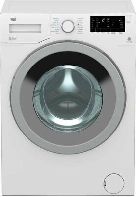 NEW Beko WMY8046LB2 8kg Front Load Washing Machine