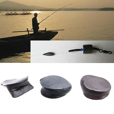 Tungsten Rig Putty 15g Brown Black Green Carp Fishing Weights Terminal Tackle
