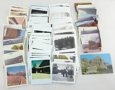 "OLD PHOTOGRAPHS ""180"" Mount Rushmore Grand Canyon - Badlands ~ SD - Nevada  S40"