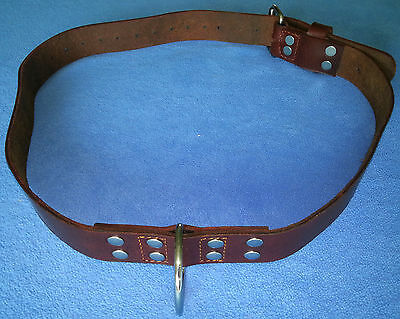 Transportfessel / Gefangenentransportgurt / prisoner restraint belt
